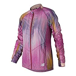 New Balance Women`s First Tennis Jacket Jewel Multi-(wj63400-jjmh16)