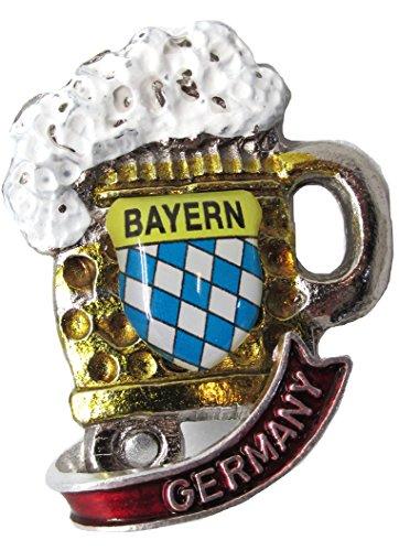Collectible Oktoberfest Beer Mug Deluxe German Hat Pin