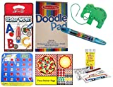 Travel Toy Activity Bundle for Kids - Busy Bag