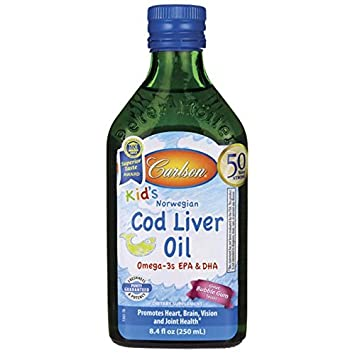 Is cod liver oil good for kids