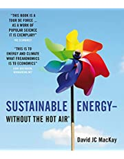 MacKay, D: Sustainable Energy - without the hot air
