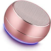 NUBWO Portable Bluetooth Speakers with HD Audio and...