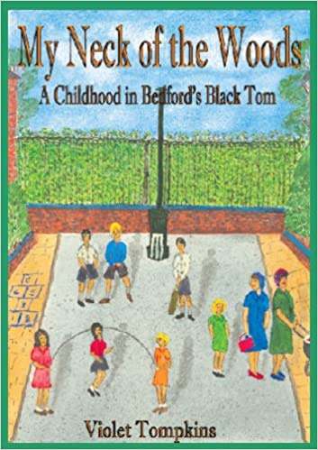 Book My Neck of the Woods: A Childhood in Bedford's Black Tom