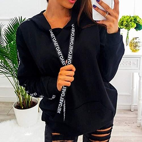 Fashion Cappello Autumn Con Felpa Ladies Cotton Lil Sweater With Black10 Peep Hat Spring wqxzaPYx