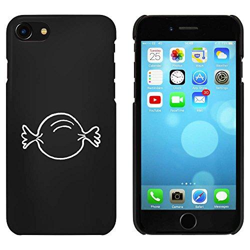 Noir 'Bonbons Enveloppés' étui / housse pour iPhone 7 (MC00077919)