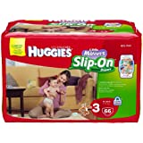 Huggies Little Movers Diaper Pants - Size 3 - 66 ct