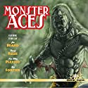 Monster Aces Audiobook by Jim Beard, Ron Fortier, Barry Reese, Van Allen Plexico Narrated by William Turbett