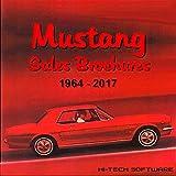 Ford Mustang Sales Brochures 1964-2017