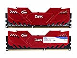 Team Dark 16GB (2x8GB) 240-Pin DDR3 SDRAM 1600 (PC3 12800) Desktop Memory