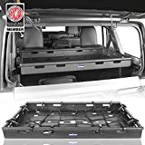 Hooke Road Interior Cargo Rack Management for 2018 2019 Jeep Wrangler JL Unlimited 4-Door