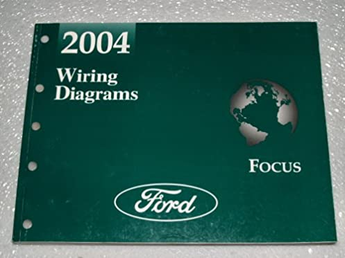 2004 ford focus wiring diagrams ford motor company amazon 1994 ford thunderbird wiring diagram 2004 ford focus wiring diagrams #12