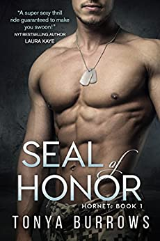 SEAL of Honor (Hornet Book 1) by [Burrows, Tonya]