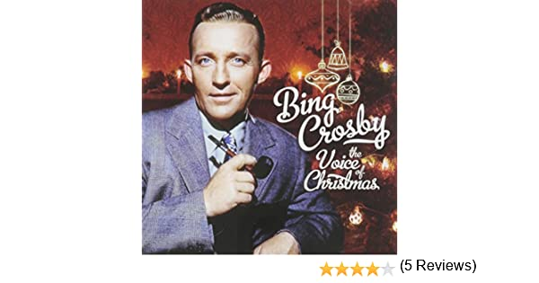 Bing Crosby - The Voice of Christmas - Amazon.com Music