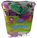 Foam Stickers 5-Ounce, Dinosaur