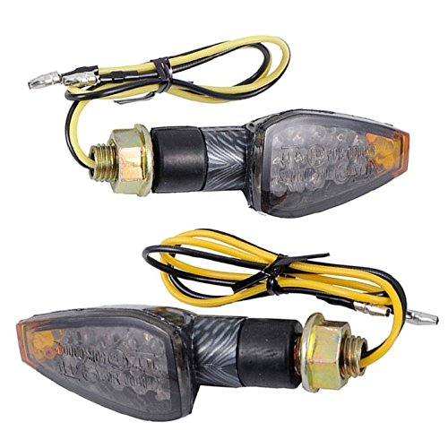 Motorcycle Turn Signal Light For Aftermarket Universal Sport Bike Street Bike