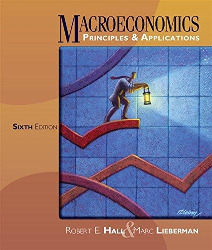 Macroeconomics: Principles and Applications (MindTap Course List)