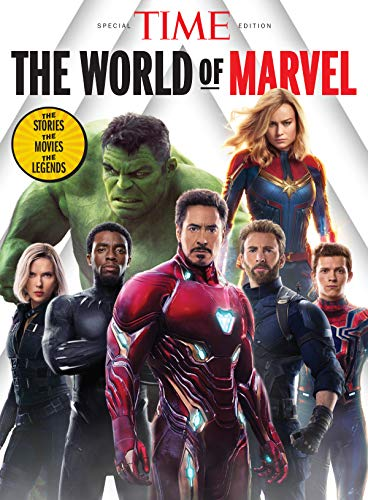 Pdf Graphic Novels TIME The World of Marvel