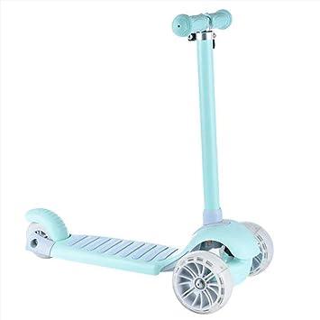 Amazon.com: HGYIO - Patinete de tres ruedas para bebé de 1 a ...