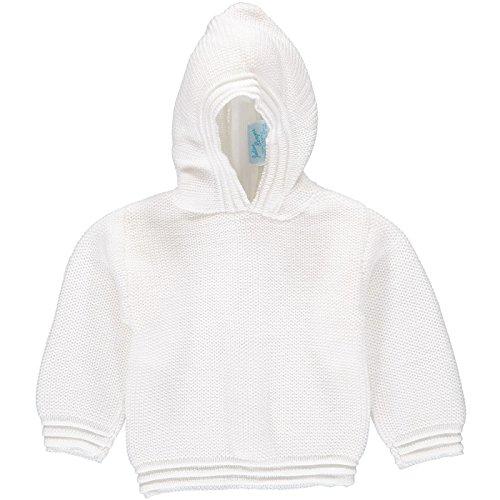 e Sweater- Newborn (Back Zip Hooded Sweatshirt)