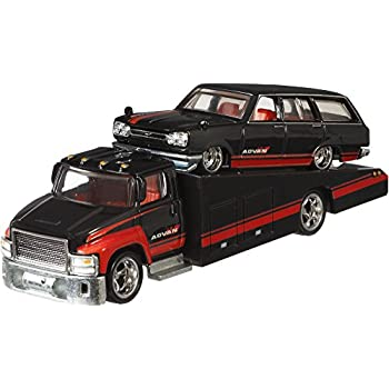 Hot Wheels Team Transport Carry On