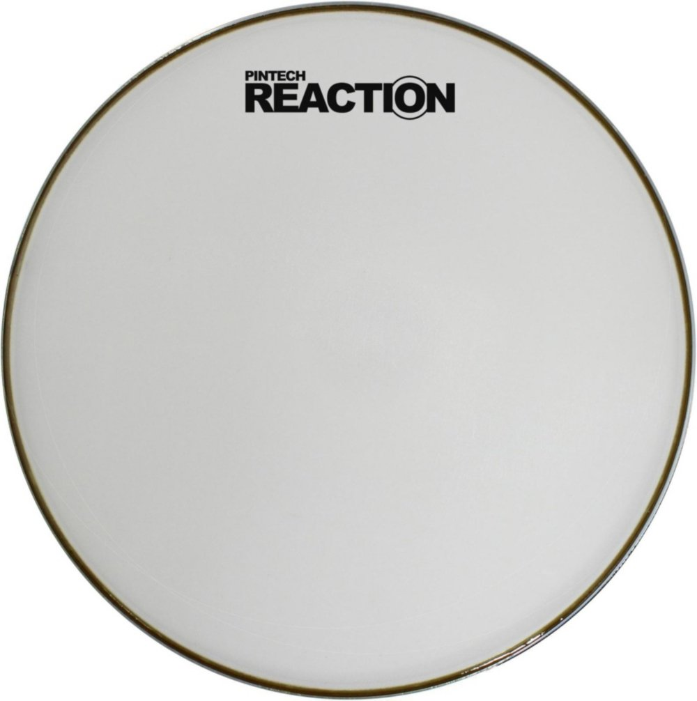 Pintech Percussion RH-24W White Reaction Series Mesh Head 24'' by Pintech Percussion