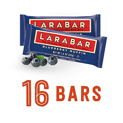 Larabar Gluten Free Blueberry Muffin Fruit & Nut Bars 16 ct Box (Pack of 5) by Larabar (Image #5)
