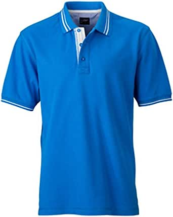 James and Nicholson Mens Lifestyle Polo