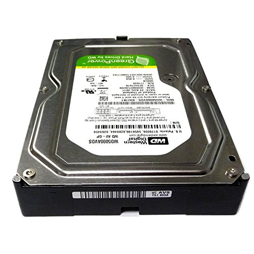 Western Digital AV-GP WD5000AVDS