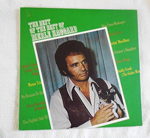 The Best of the Best of Merle Haggard [ LP Vinyl ] (Merle Haggard Best Hits)