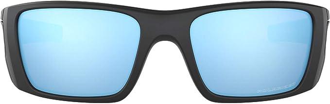 OAKLEY 0OO9096, Gafas de sol Hombre, Negro (Matte Black), 60 ...