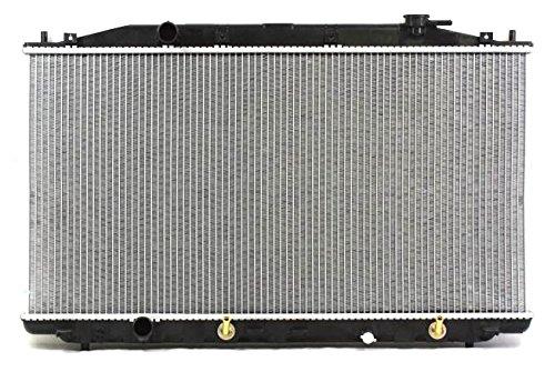 Super High Quality Radiator for Honda Accord 2.4L Original Replacement Plastic Aluminum L4 2.4L 4CYL