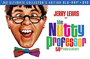 Nutty Professor, The: 50th Anniversary UCE (BD/DVD) [Blu-ray]