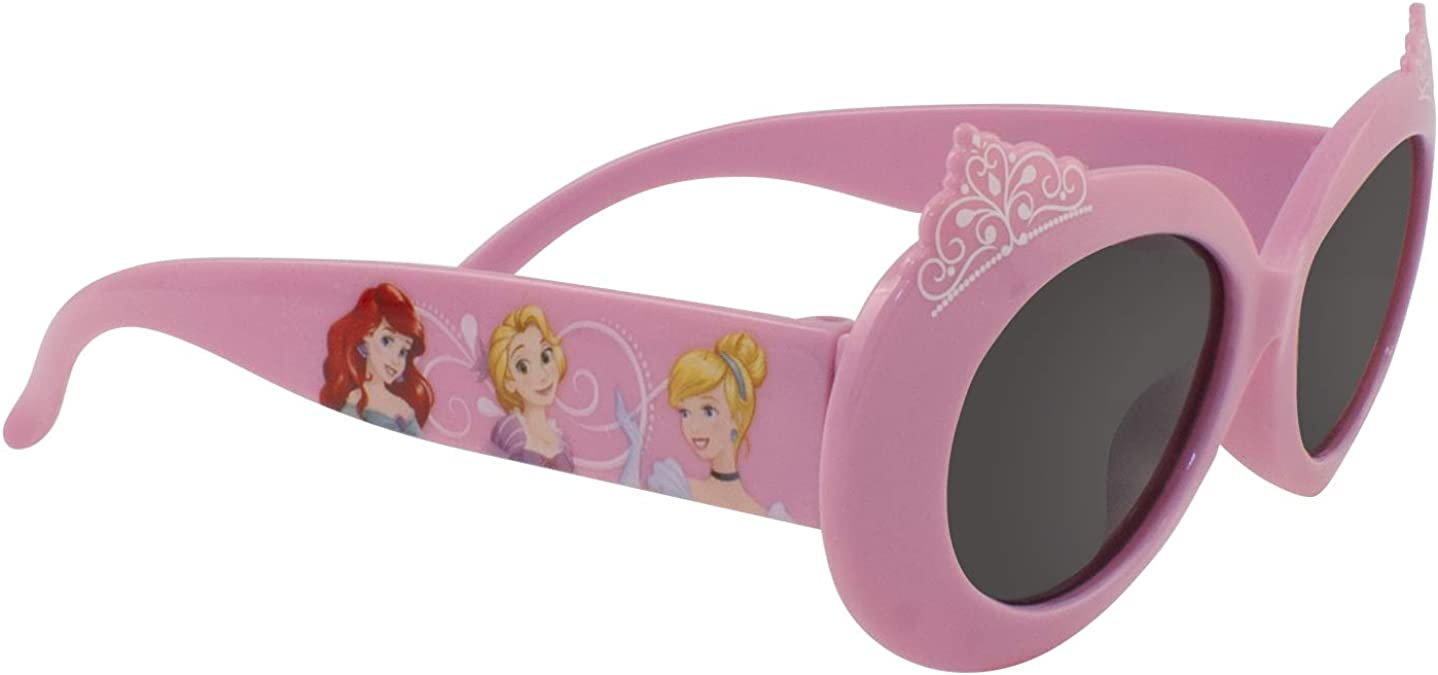 Occhiali da sole rosa Disney Princess