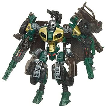 Amazon Com Transformers Revenge Of The Fallen Deluxe Brawn By