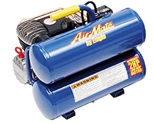 Emglo AM780-HC4V 2 HP Electric Air-Mate Compressor