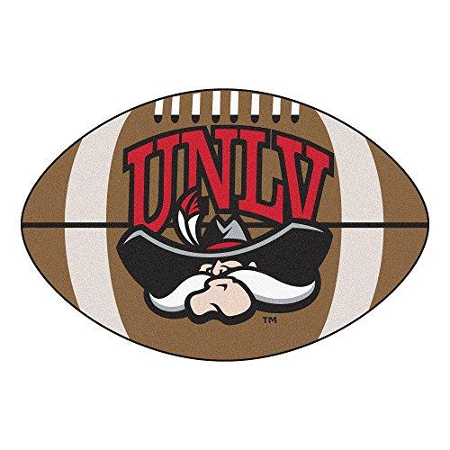 University of Nevada Las Vegas Football Area Rug