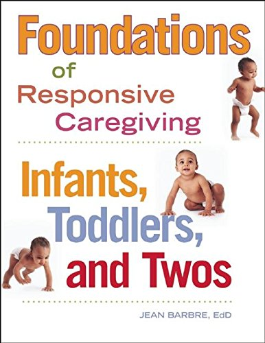 Foundations of Responsive Caregiving: Infants, Toddlers, and Twos (NONE)