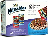 Variety 00080 12/5.3-Ounce Mixables Beef Lovers Natural Dog Food, Includes 6-Grandma's Country Stew and 6-Outback BBQ, 2-Pack
