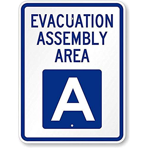 Evacuation Assembly Area A, 18