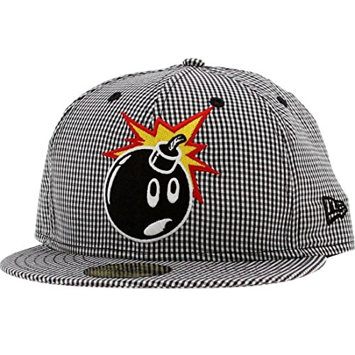 The Hundreds Adam New Era Fitted Cap (black)