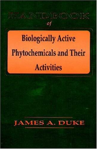 Handbook of Biologically Active Phytochemicals & Their Activities