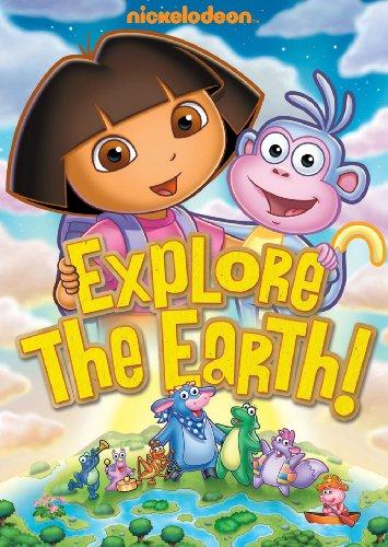 DVD : Dora the Explorer: Explore the Earth