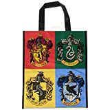 "Large Plastic Harry Potter Goodie Bag, 13"" x 11"""