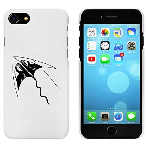 Blanc 'Cerf-Volant' étui / housse pour iPhone 7 (MC00073218)