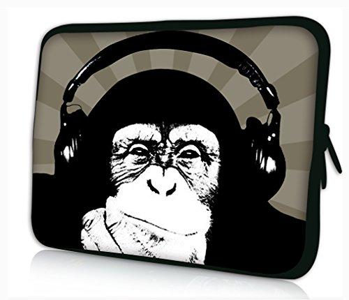iColor Music Gorilla 15-15.6 Inch Laptop Sleeve Case Bag ...