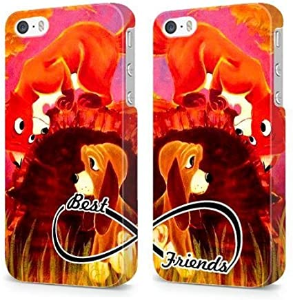 BFF Meilleurs Amis Hard Snap-On de protection coque pour iPhone 5 ...