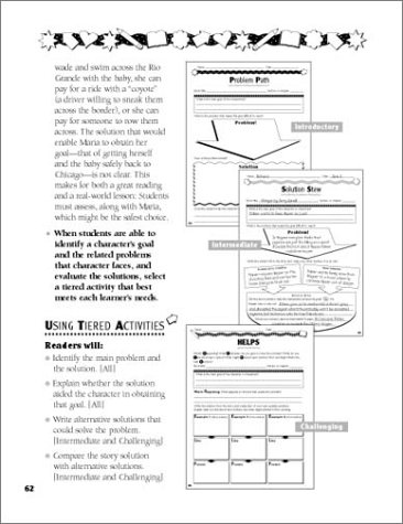 Amazon.com: Graphic Organizers And Activities For Differentiated ...
