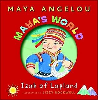 book cover of Izak of Lapland