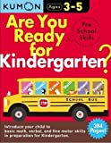 Are You Ready for Kindergarten Preschool Skills (Arkw)