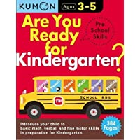 Are You Ready for Kindergarten Bind Up